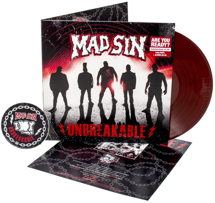 MAD SIN 'UNBREAKABLE'