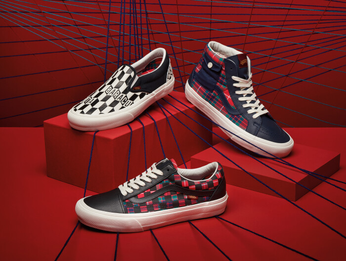 Vault by Vans for Baracuta