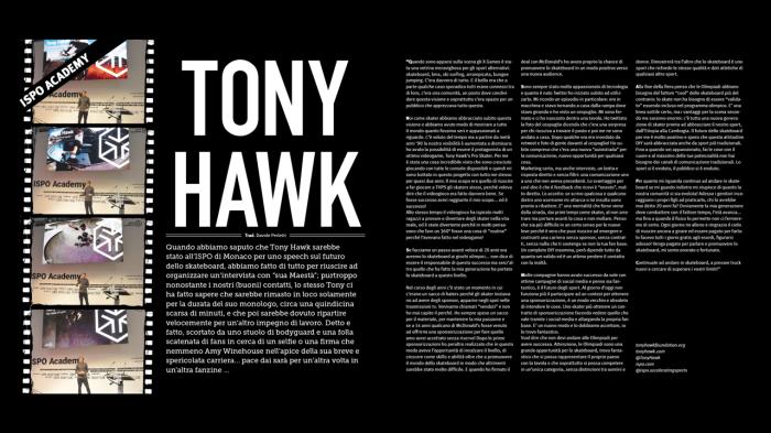 Tony Hawk 'Pipedreams' | Skate | Vans