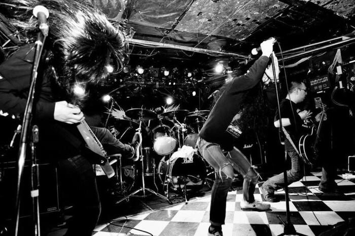 Japan's Coffins and Germany's Depression to release split album thru Hells Headbangers, reveal first tracks