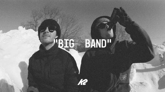 'Big Band' – a film by Seamus Foster for K2 Snowboarding