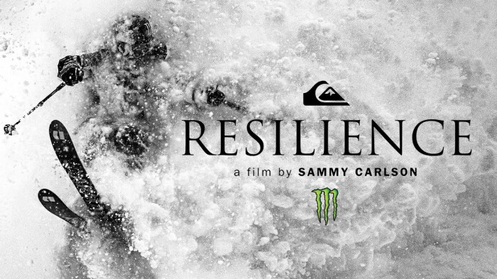 QUIKSILVER SAMMY CARLSON || 'RESILIENCE'