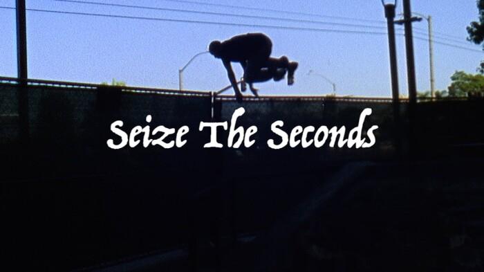 Converse Cons' 'Seize The Seconds' Video