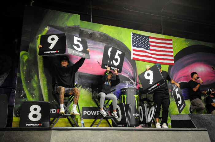 "Street League Skateboarding hosts ""Unsanctioned"" Pro Skateboarding Contest presented by Monster Energy"