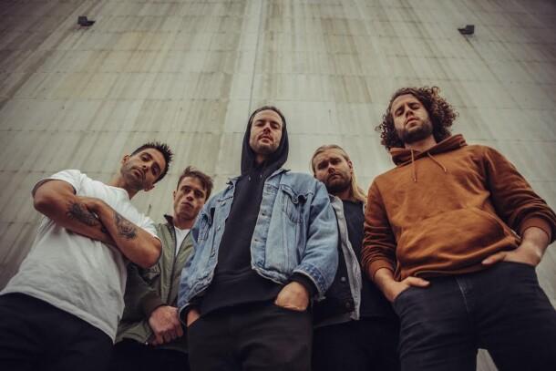 Pressefotos til bandet RIOT SUN. Fotograferet af Anders Rye Skjoldjensen