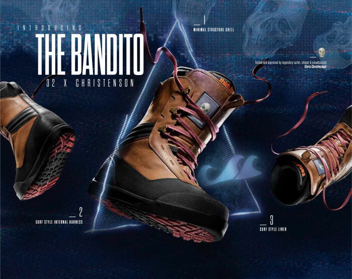 ThirtyTwo e il nuovo The Bandito!