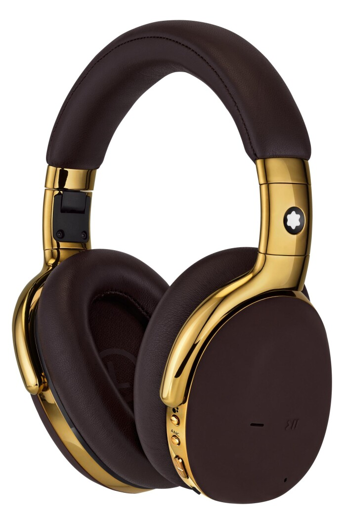Montblanc nuove cuffie Over Ear Wireless