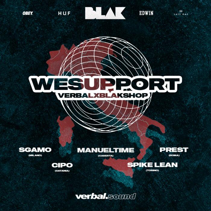 Verbal.Sound X Blakshop mixtape