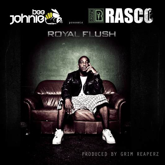Johnie Bee presents Rasco 'Royal Flush' EP produced by Grim Reaperz