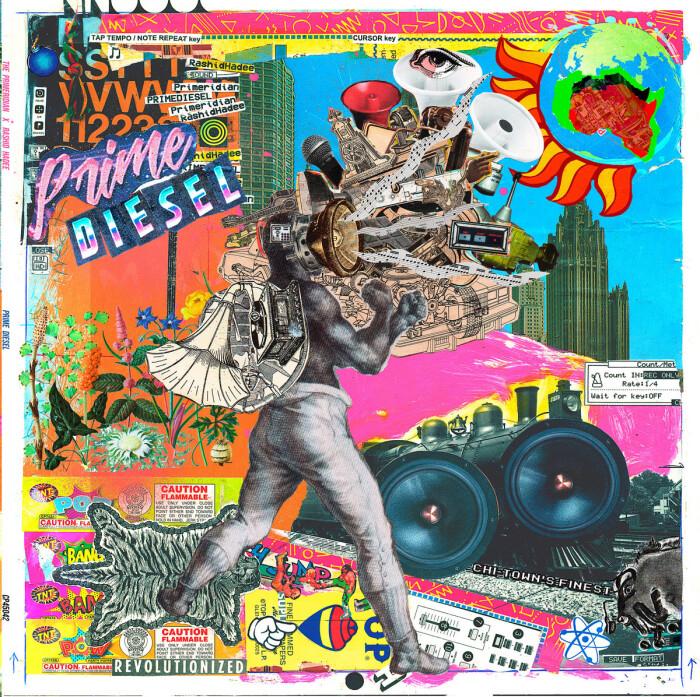 Prime Diesel by Primeridian x Rashid Hadee