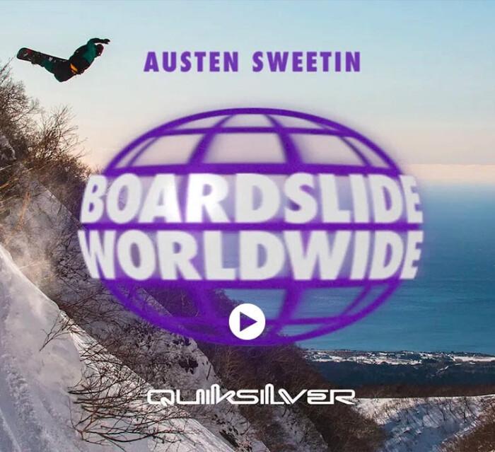 Quiksilver / Austen Sweetin