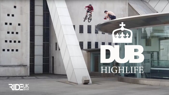 DUB BMX – 'HIGHLIFE' | RIDE UK BMX