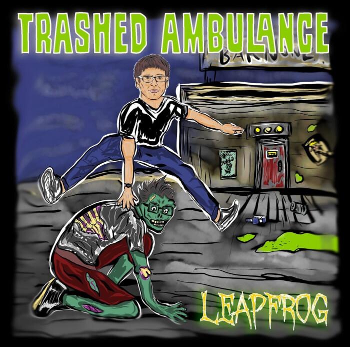 Trashed Ambulance back with 'Leapfrog' EP