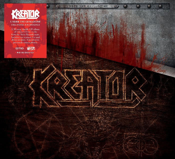 KREATOR 'UNDER THE GUILLOTINE'
