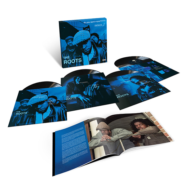 Out 3/12: Roots' 'Do You Want More?!!!??!' Deluxe Edition