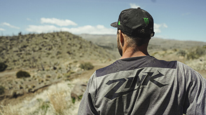 Monster Energy's Cam Zink premieres boundary-pushing freeride video