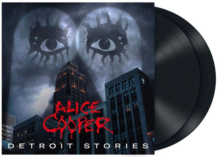 ALICE COOPER 'DETROIT STORIES'