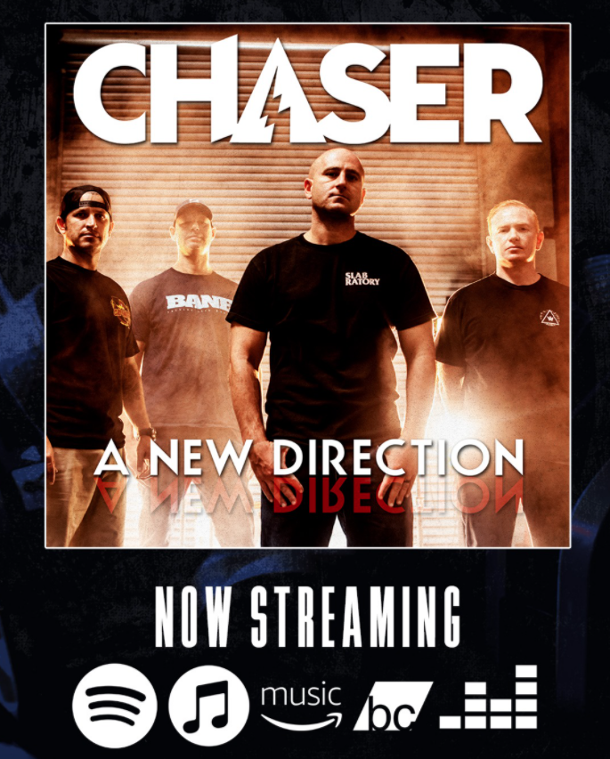 SoCal skate punks Chaser drop new single and music video 'A New Direction'