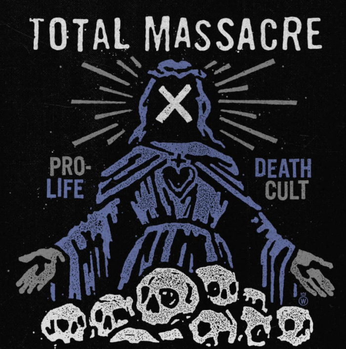 LA political punks Total Massacre drop new track 'Pro-Life Death Cult'