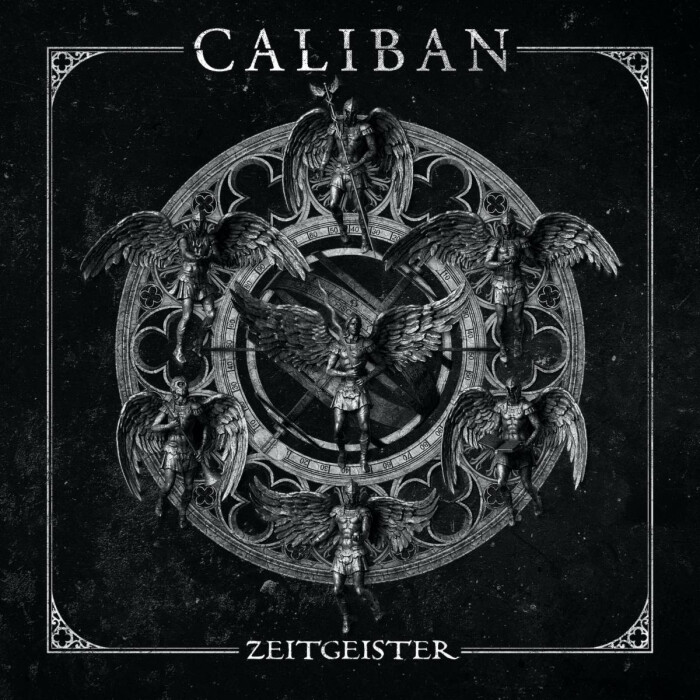 CALIBAN ANNOUNCES NEW ALBUM 'ZEITGEISTER' OUT MAY 14TH, 2021