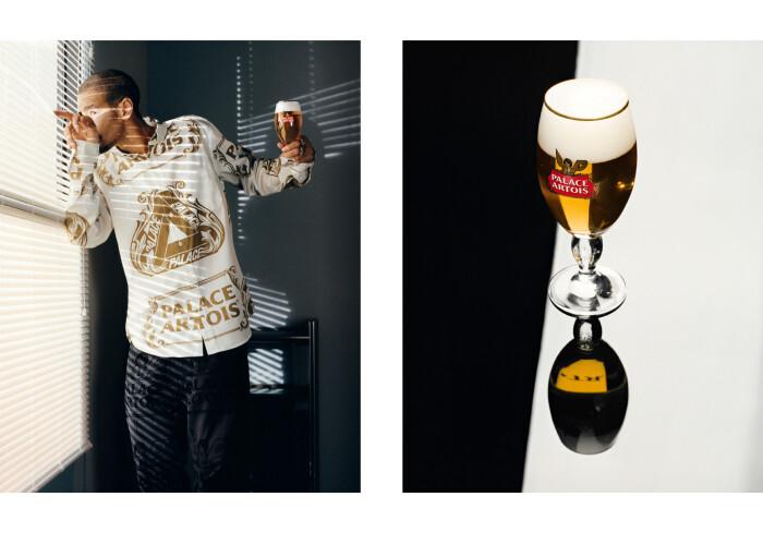 Palace x Stella Artois