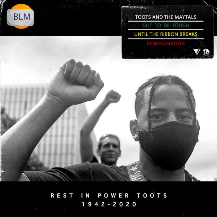 Trojan Jamaica e BMG presentano una nuova versione del singolo 'Got To Be Tough' dei Toots & The Maytals a cura degli Until The Ribbon Breaks