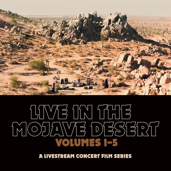 MOUNTAIN TAMER 'LIVE IN THE MOJAVE DESERT VOL.4'
