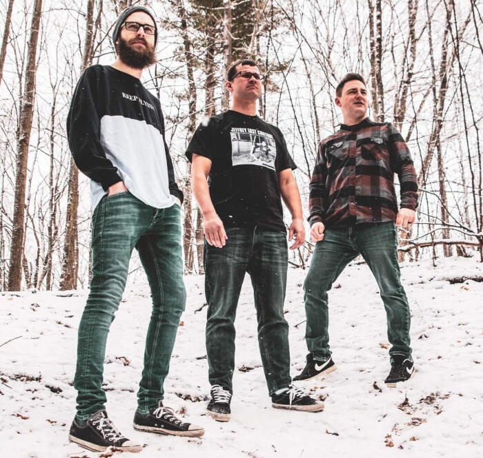 The Fly Downs announce debut LP, 'At This Point In Time', reveal video for 'Crashing Down'