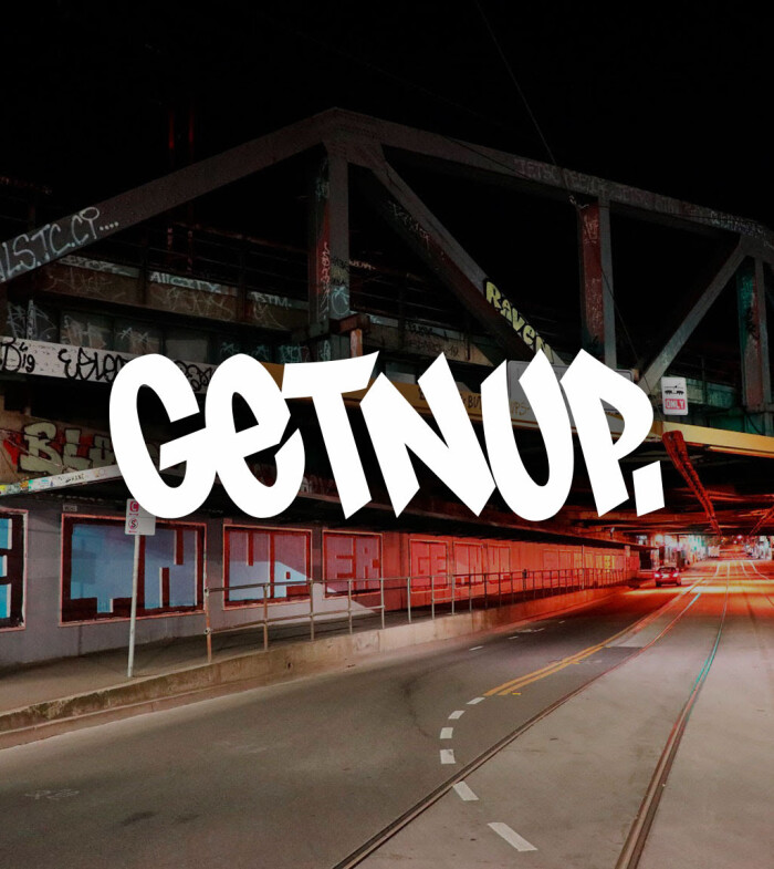 BSP Clothing Five For Five – GETNUP Graffiti interview