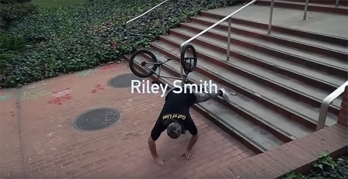 THIS IS: RILEY SMITH // WETHEPEOPLE BMX