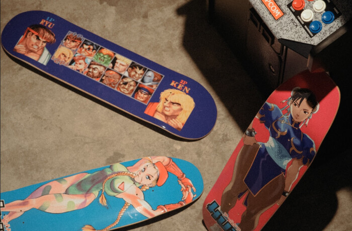 Huf X Street Fighter, la nuova collabo SS21