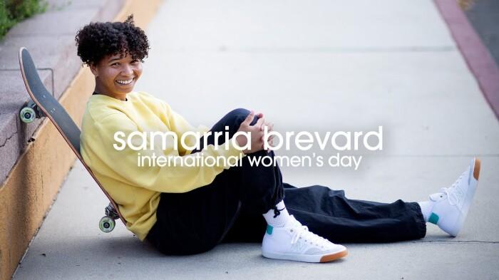"Samarria Brevard ""International Women's Day"""