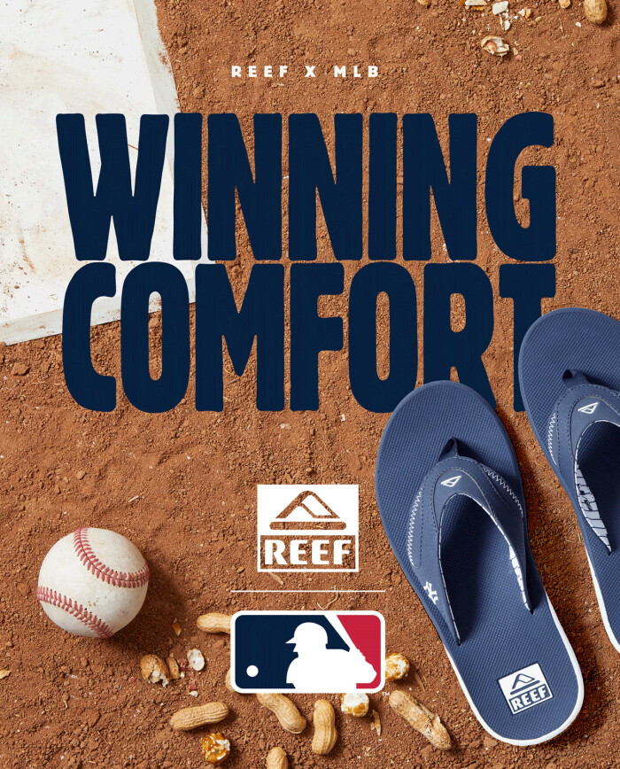 MLB X REEF