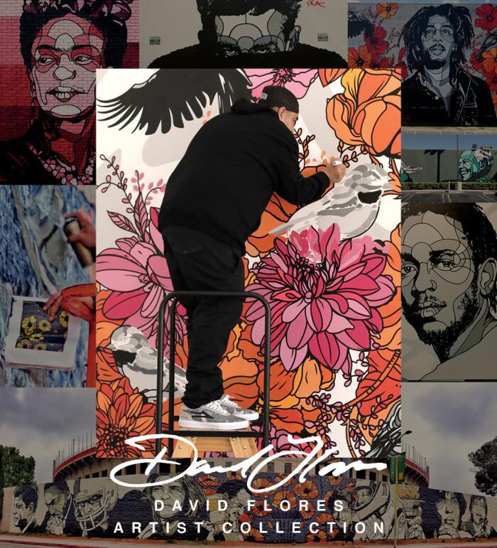 Lakai / Introducing the David Flores Art Collection