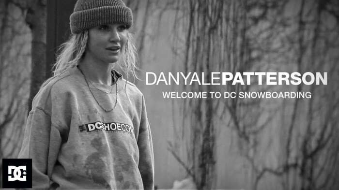 """DC SHOES: DANYALE """"JIBGURL"""" PATTERSON WELCOME TO DC"""