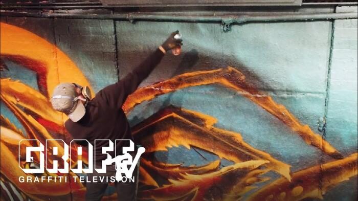 GRAFFITI TV: CHIPS