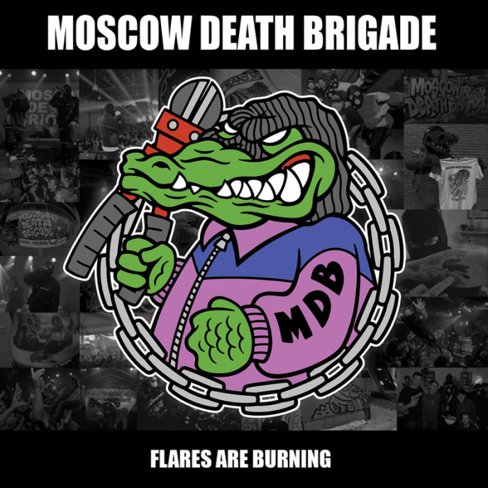 MOSCOW DEATH BRIGADE 'FLARES ARE BURNING'