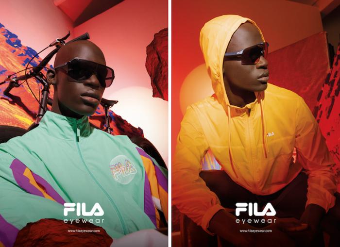 Fila Eyewear lancia la capsule collection Explore