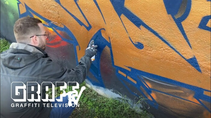 GRAFFITI TV: ROMEO2