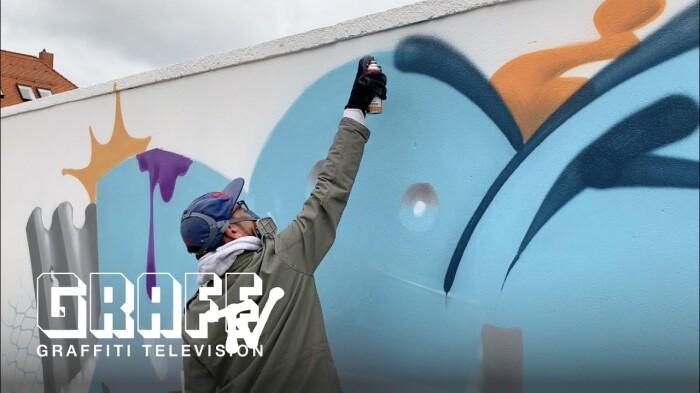 GRAFFITI TV: RICO79