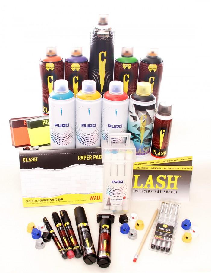 Clash Paint IG Giveaway!