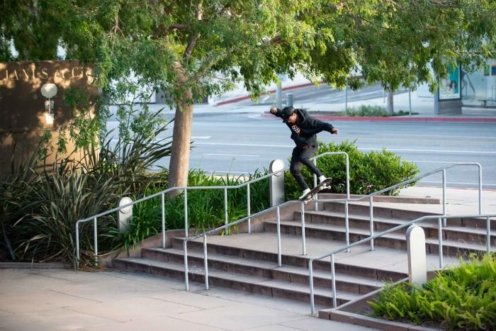 'Aspire – Inspire' skateboard mini-documentary featuring Team USA Olympic skateboarder Nyjah Huston