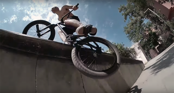 Santi Laverde Welcome To The Team! – Kink BMX