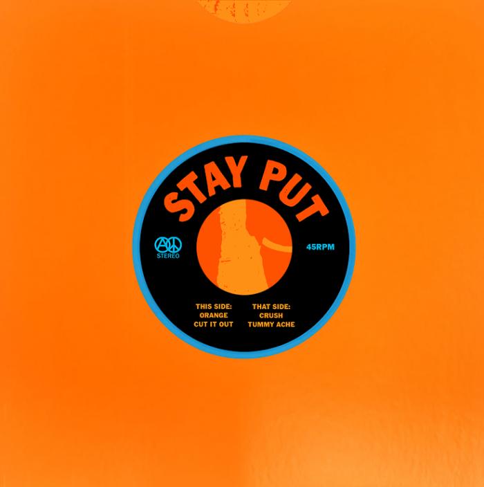 STAY PUT 'S/T'