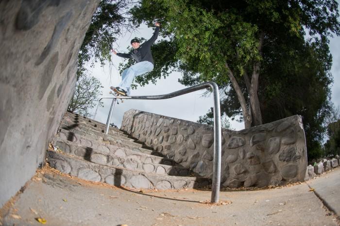 'Aspire – Inspire' skateboard mini-documentary featuring Canadian Olympic skateboarder Matt Berger