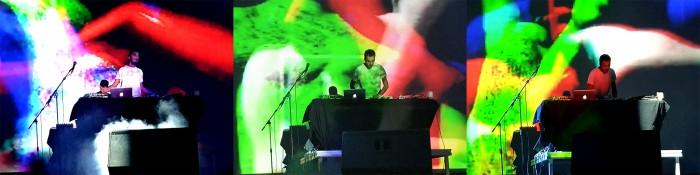 Godblesscomputers & RGB prisma @ Arena Milano Est, Milano – recap