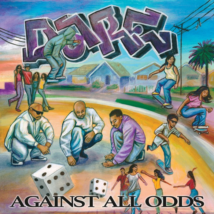 DARE 'AGAINST ALL ODDS'