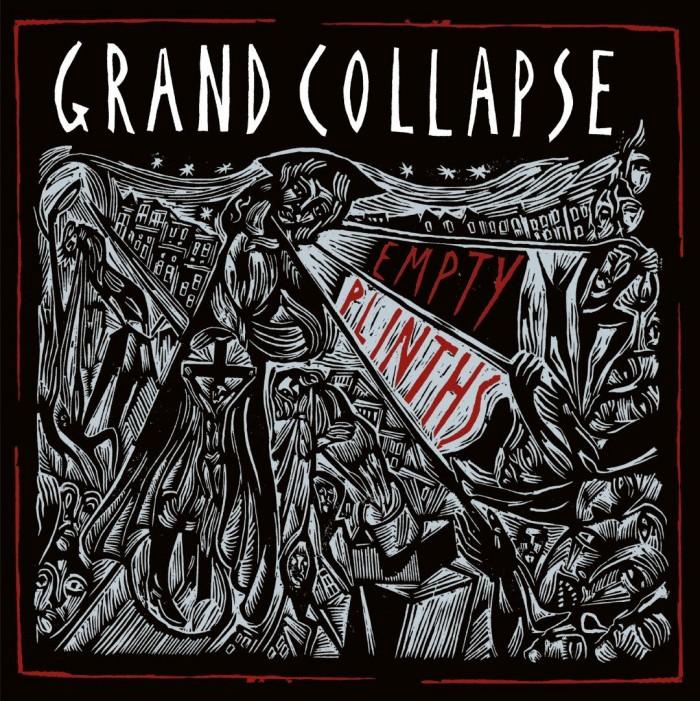 GRAND COLLAPSE 'EMPTY PLINTHS'