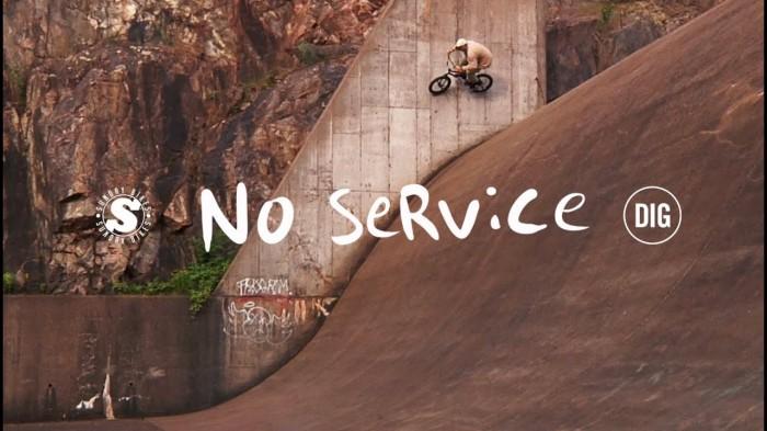 SUNDAY X DIG 'NO SERVICE'