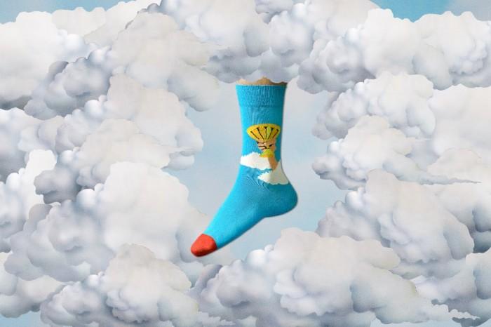 Happy Socks x Monty Python